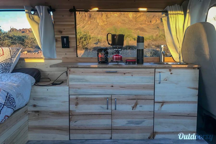 Stevie | Boho Camper Vans Tempe, AZ