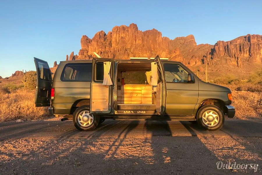 Stevie | Boho Camper Vans in Tempe, AZ