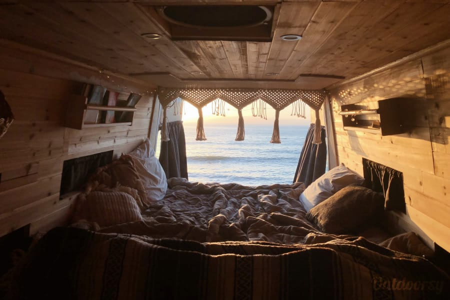 interior Adventure Van - Converted 2003 Dodge Sprinter (High Roof!) San Diego, CA