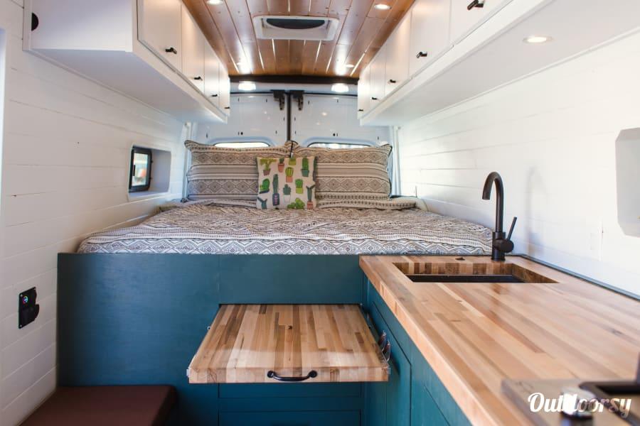 interior Eleanor - Van Camp New Braunfels, TX