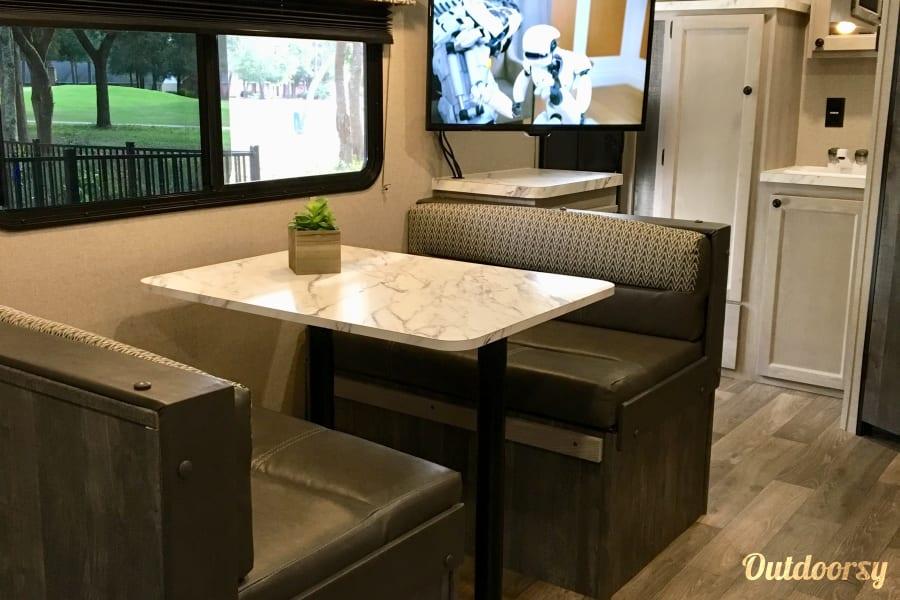 interior 2019 Riverside RV Retro 189R aka Dream Factory Niceville, FL