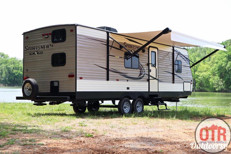 Brand New KZ 260bhle Bunkhouse Murfreesboro, TN
