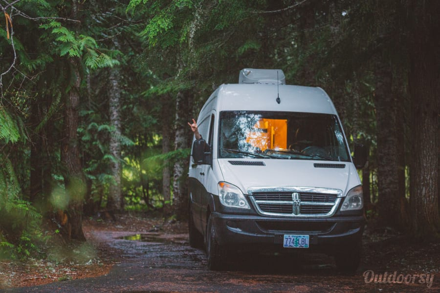 Possibility: Mercedes-Benz Sprinter Portland, OR