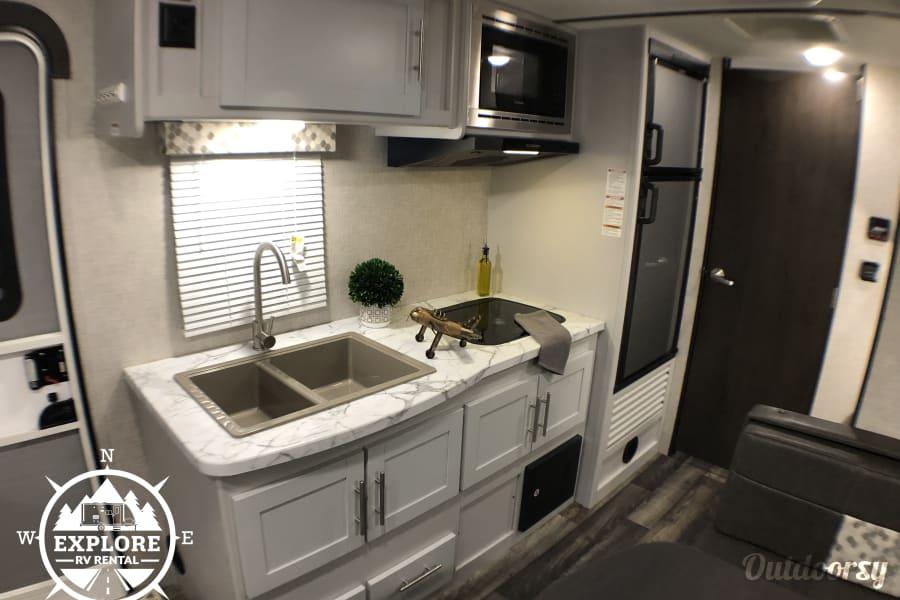 interior Ultimate Lightweight Luxury! Wilmington, OH