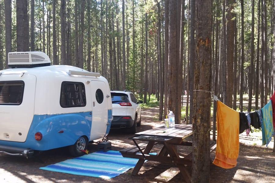 2016 Happier Camper HC1 Trailer Rental in Austin, TX ...