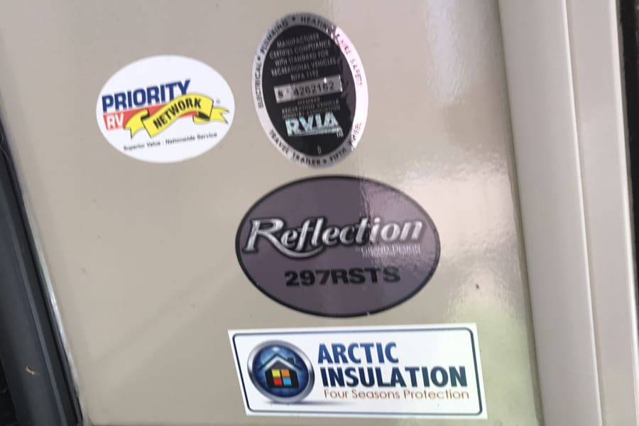 Arctic Insulation-PERFECT for cold weather camping!