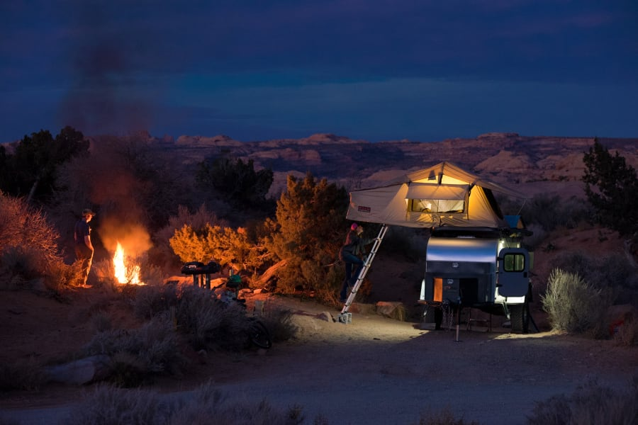 Great camping anywhere you can drive