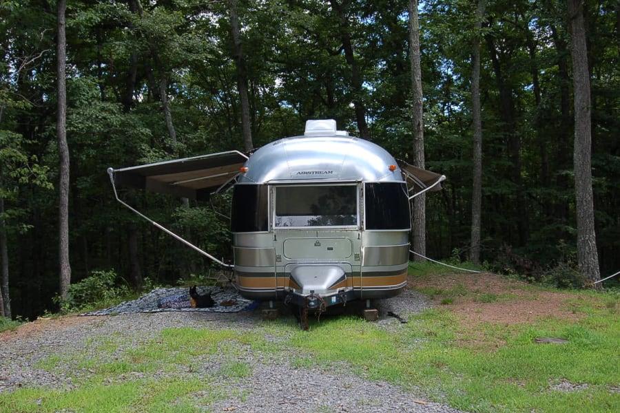 Beautiful Campsite in Berkley Springs West Va.