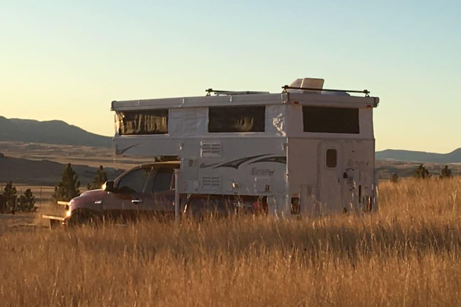 Sunrise in the Black Hills!