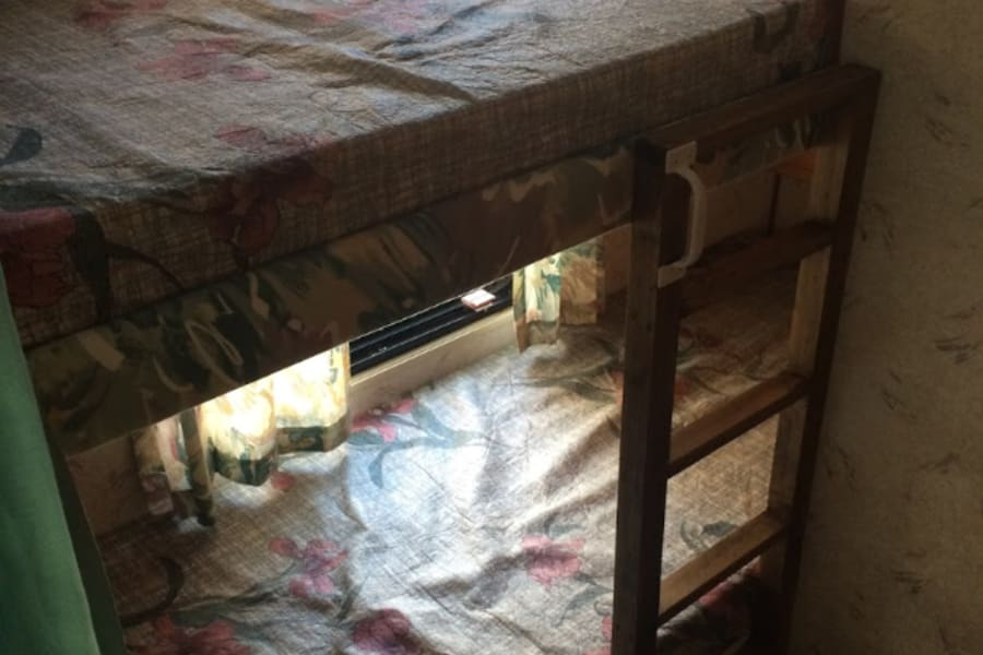 Bunk beds work great for small children or teens!!