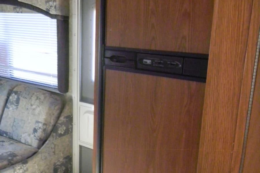 3 way refrigerator