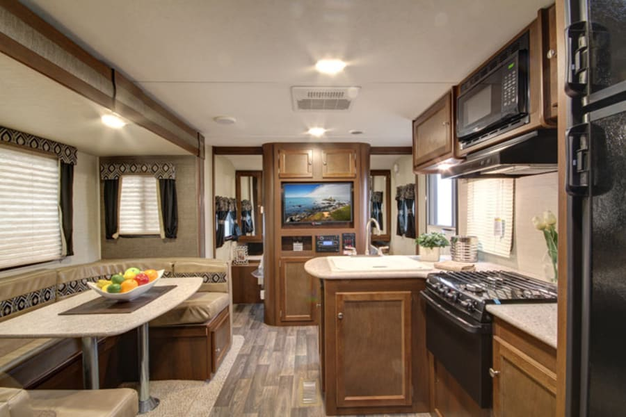 Plenty of room and luxury for your family to enjoy your time together!