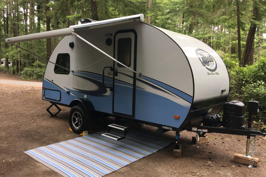 2019 Forest River R-Pod 176 Trailer Rental in Surrey, BC ...