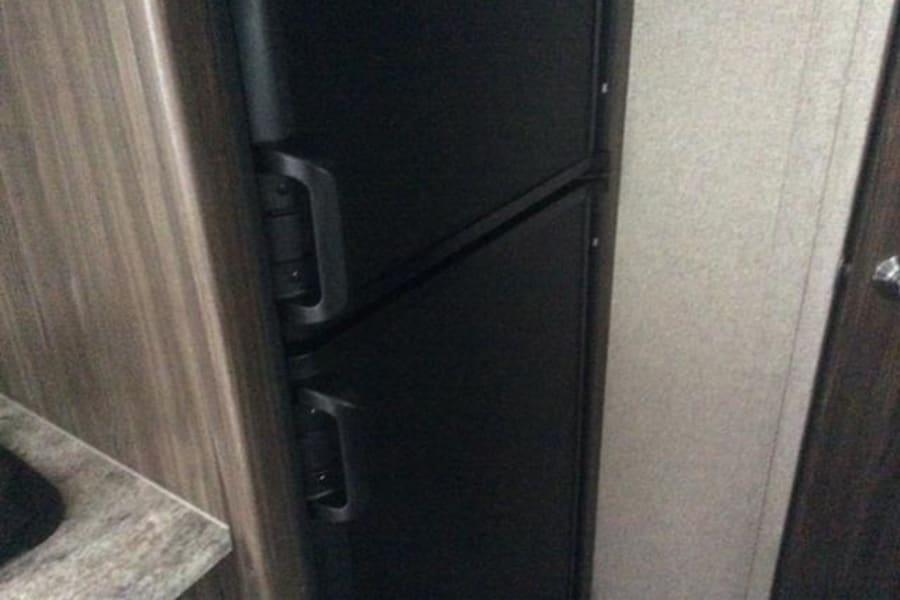 Oversized Refrigerator/Freezer