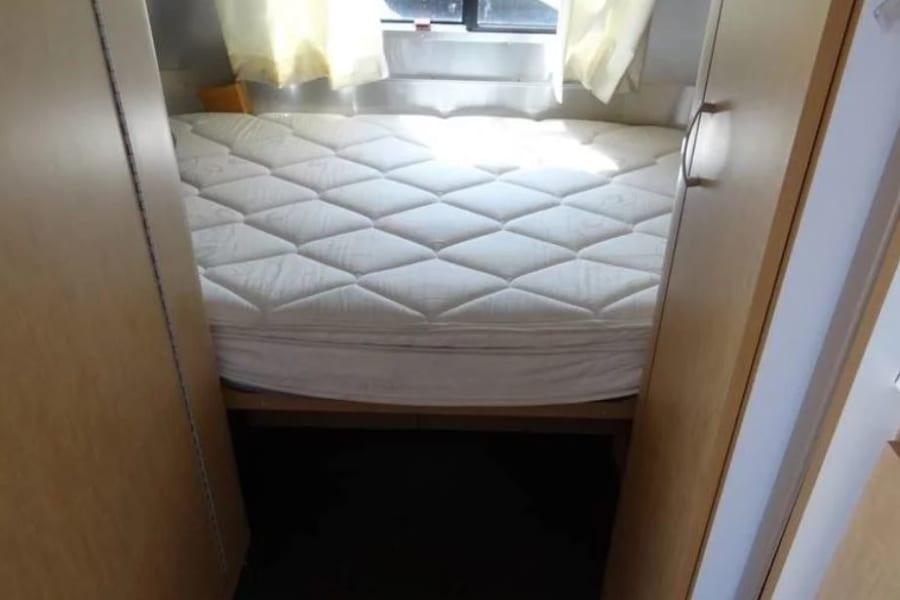Rear Bed 48X90