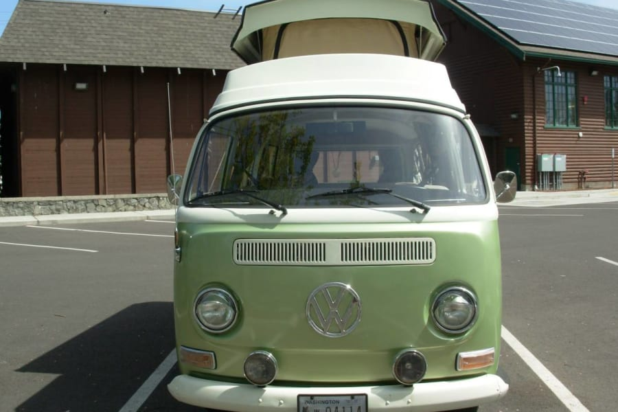 "Lovingly maintained 1972 Volkswagen ""Riviera"""