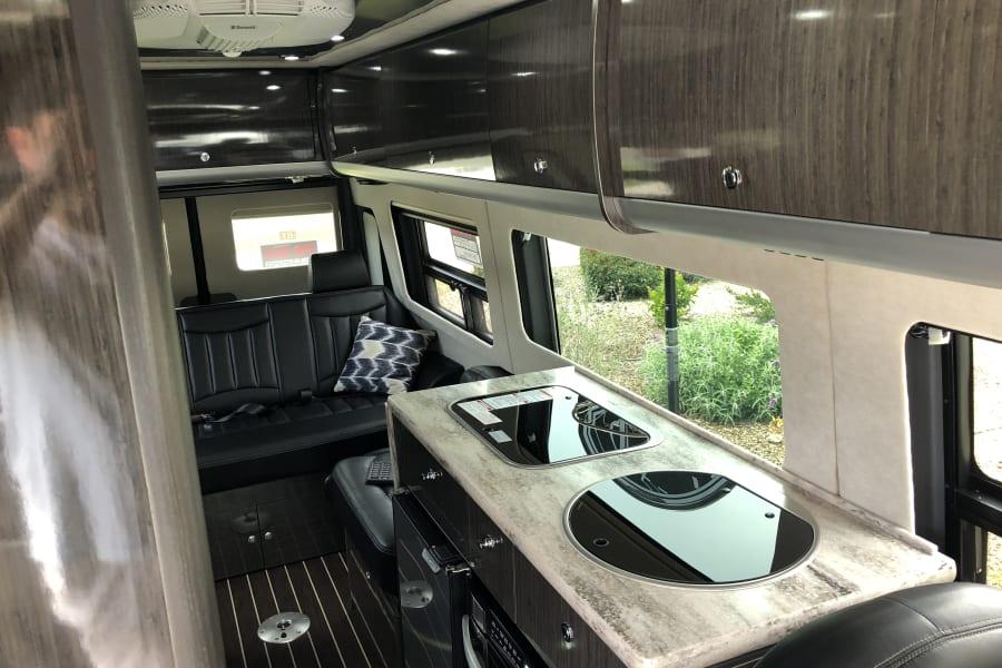 Coach interior