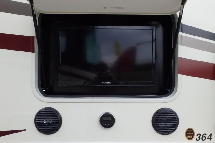 Outside TV and entertainment
