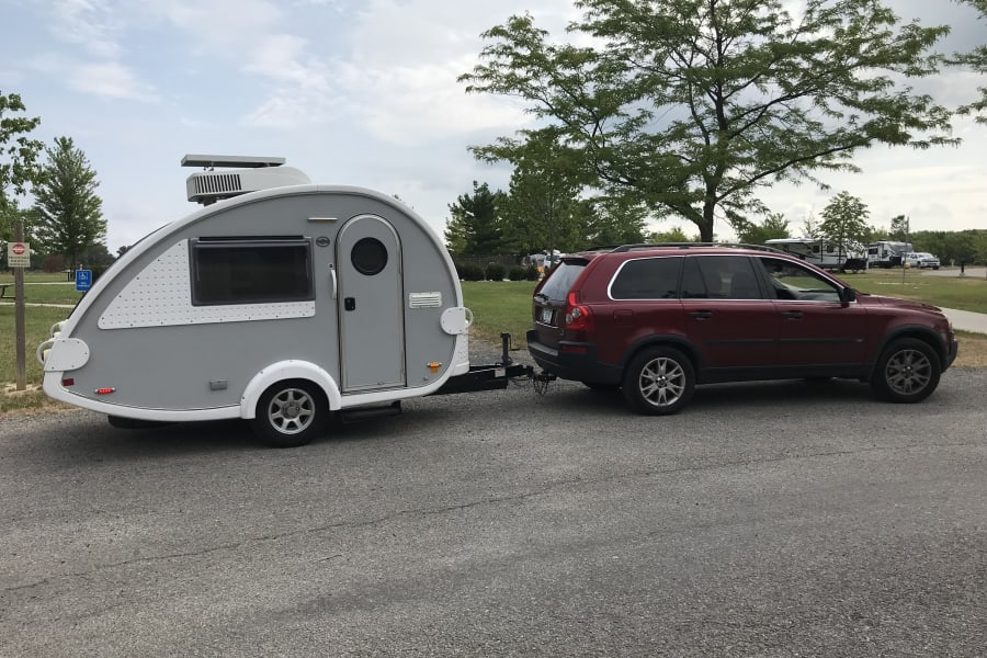 Easy to tow!