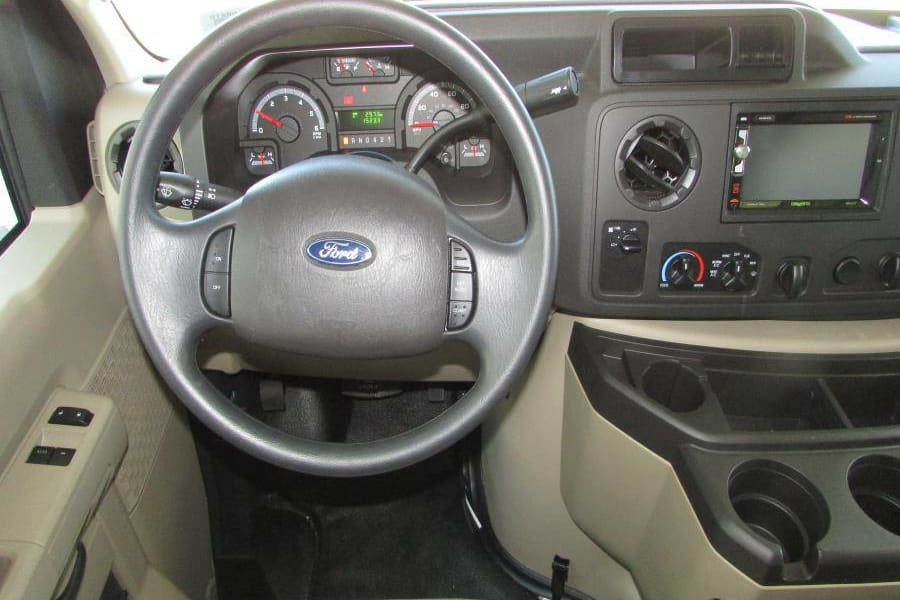 easy to drive f350 cab