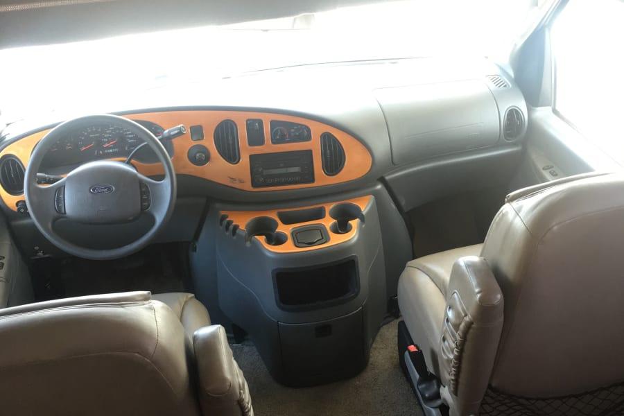 driver cab