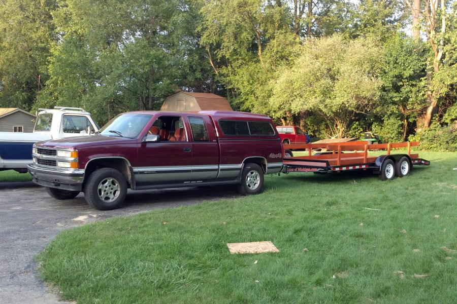 2012 Trailer Sales Of Jackson Car Hauler Flatbed Trailer Rental In Whitmore Lake Mi Outdoorsy