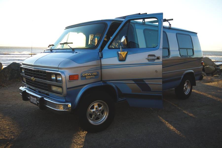 1989 Chevrolet Other Motor Home Camper Van Rental In Ventura Ca Outdoorsy