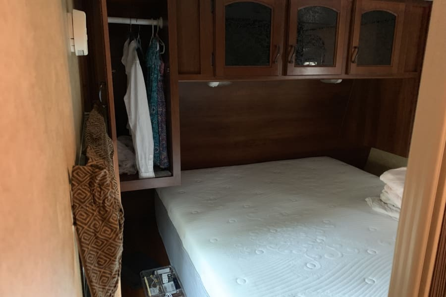 Very plush memory foam mattress!