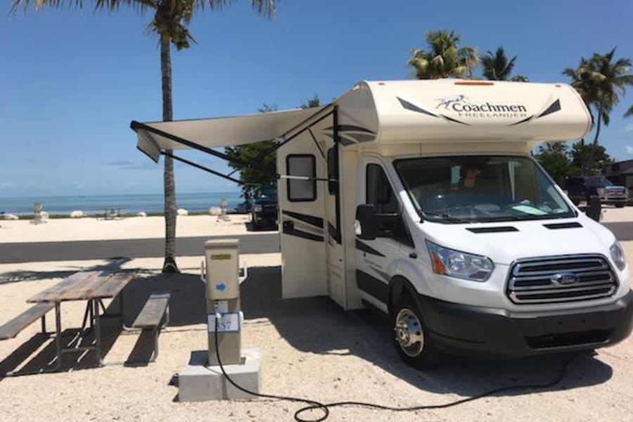 This is the one! It is brand new. It can park into any space and can accommodate up to 5 at the same time. It is reliable, comfortable, easy to use and very good on mileage.