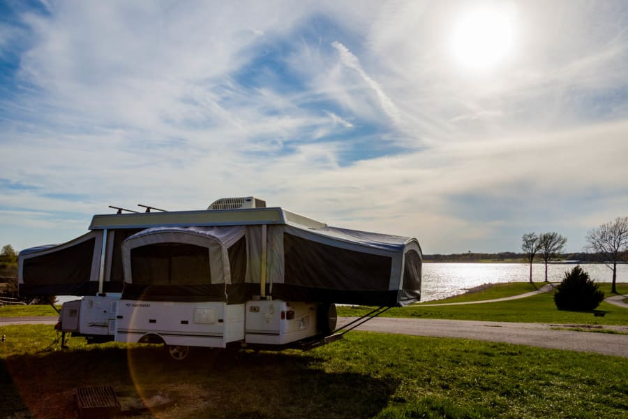 25' Fully Expanded!