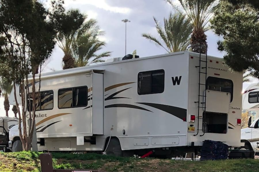 Oasis RV Resort Las Vegas, NV