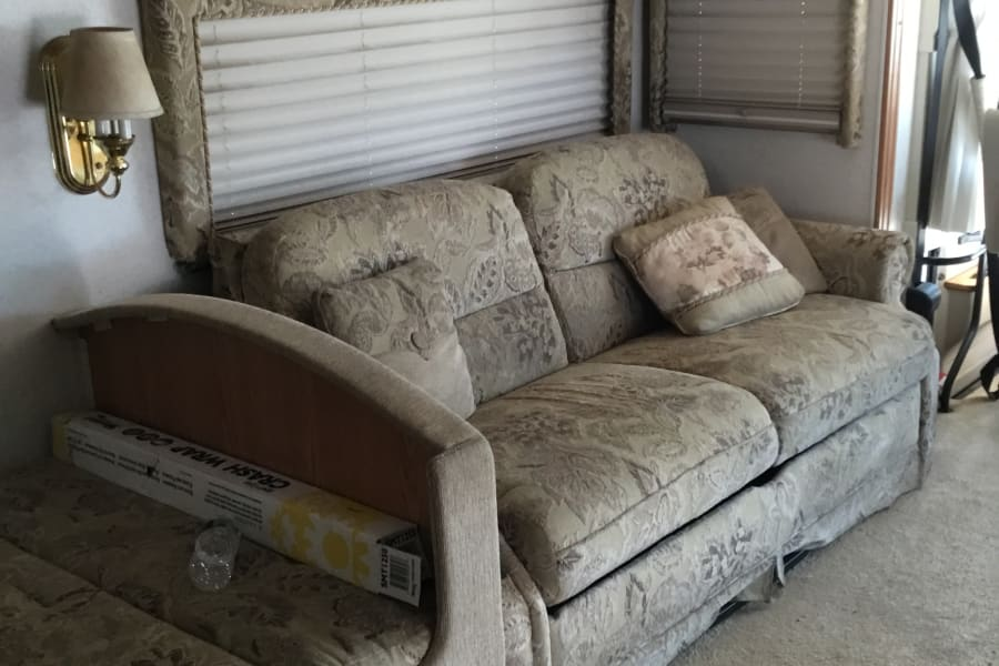 Great automatic sleeper couch.
