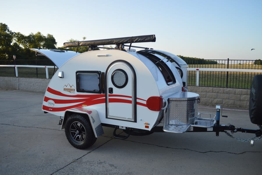 2020 NuCamp Tag BoonDock Trailer Rental in McKinney, TX | Outdoorsy