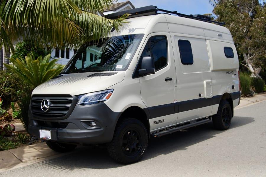 Meet the Tan Van!