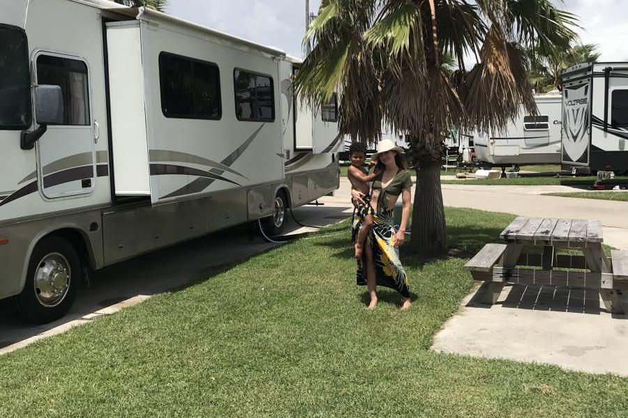Jamaica Bay, Galveston Island, Tx