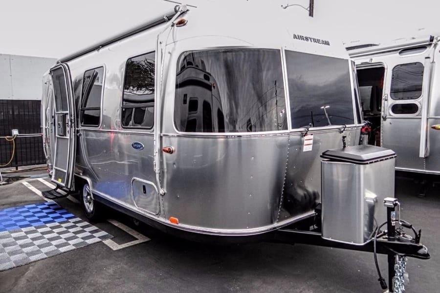 2019 Airstream Sport 22FB