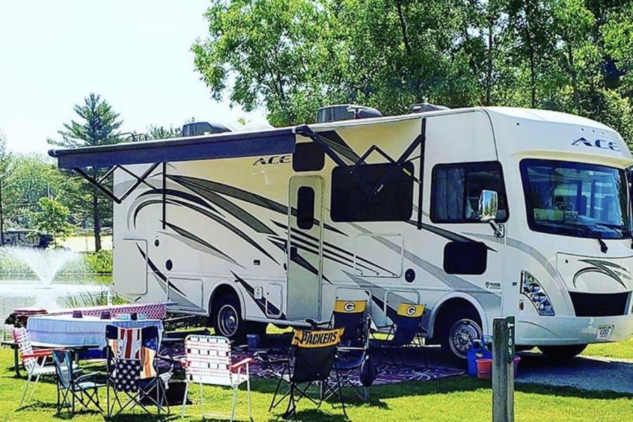 Yogi Bear Campground Caledonia WI