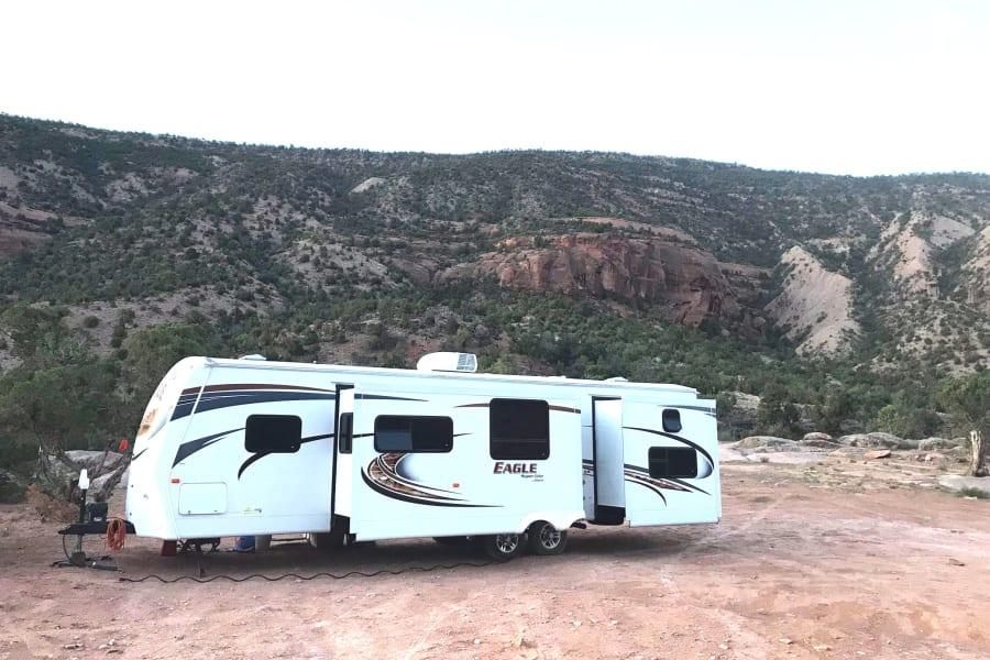 Camping in Colorado!