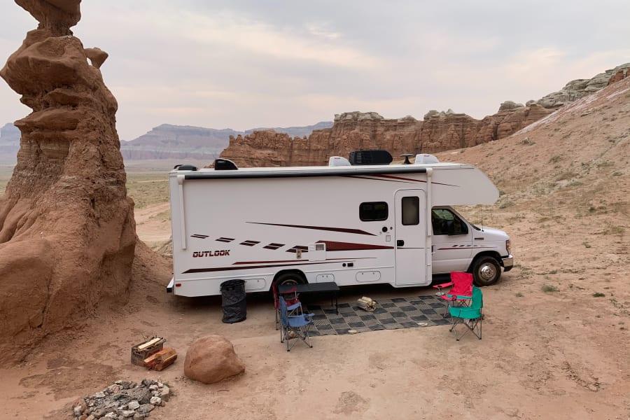 Perfect Adventure RV.