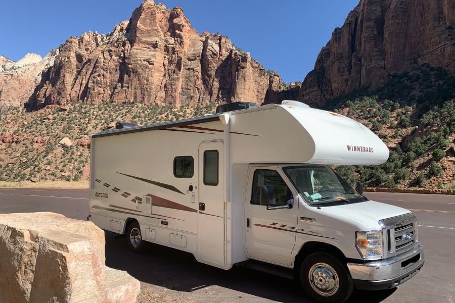 Adventure somewhere in Utah!