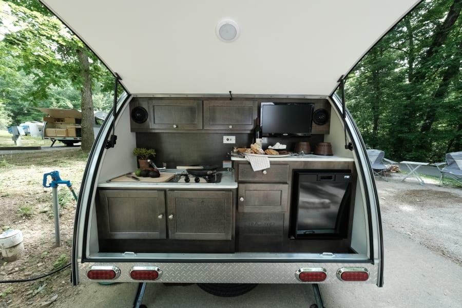 Kitchen -Overhead Light