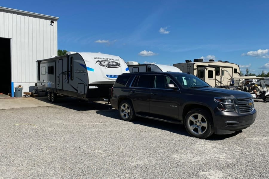 Pulling away from the dealer July 2 2020