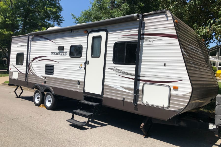 2013 Gulf Stream 2 Bedrooms with Bunkhouse