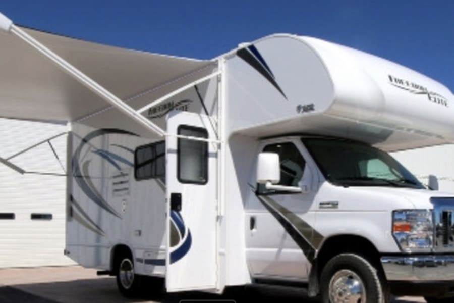 Huge adjustable awning for outdoor tailgating or telling camp stories