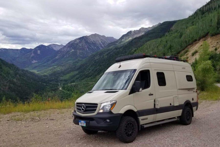 Kebler Pass, CO