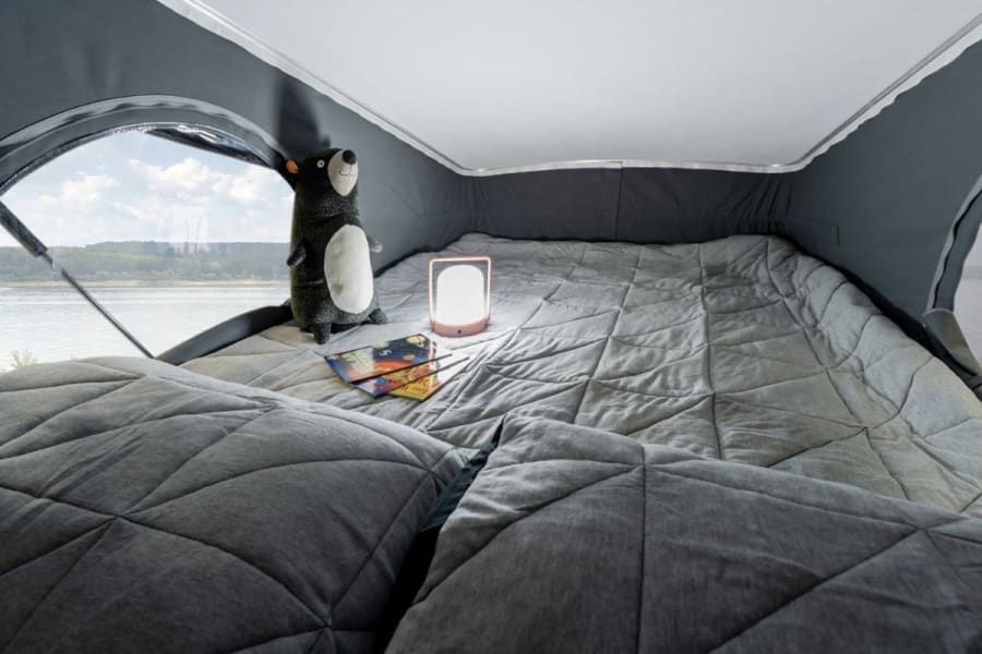 Loft comfortable for two adults