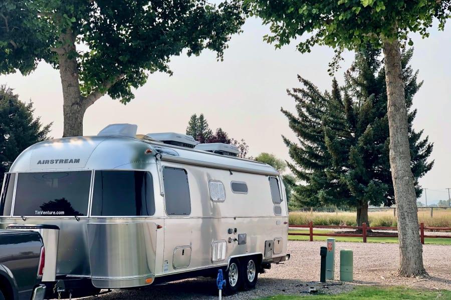 Tamarack RV Park in Couer d'Alene, Idaho