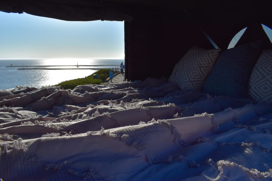 Roof top tent with sleeping for two