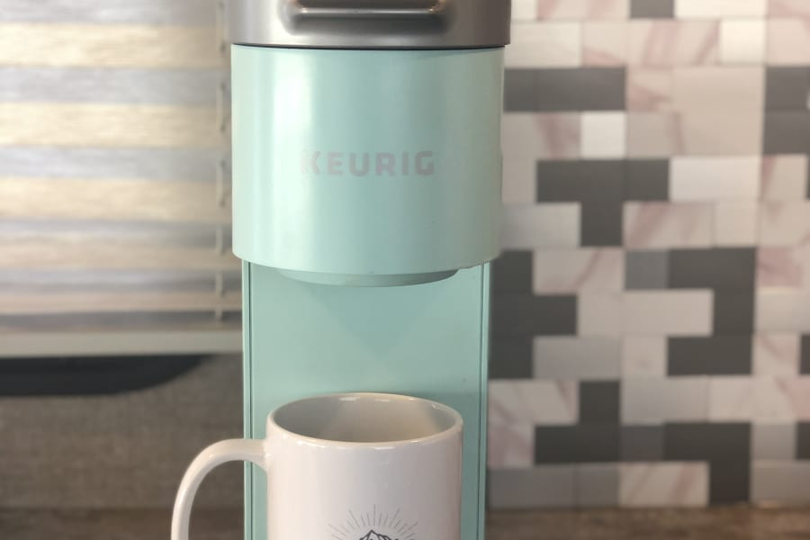 Single-serve Keurig ☕️
