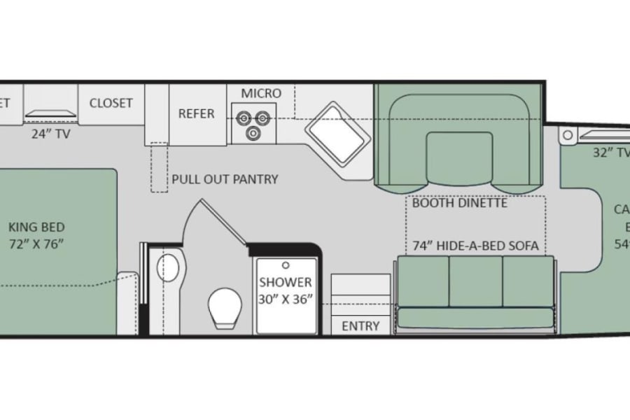 floor plan of 33ws Four Winds
